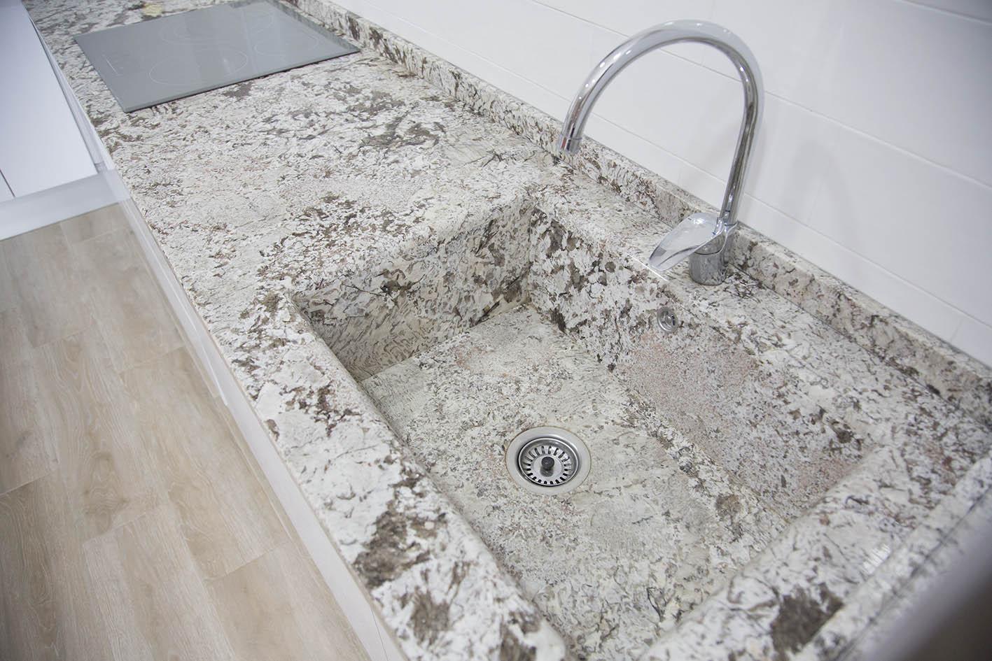 Encimera de Cocina Granito Importación Brasil
